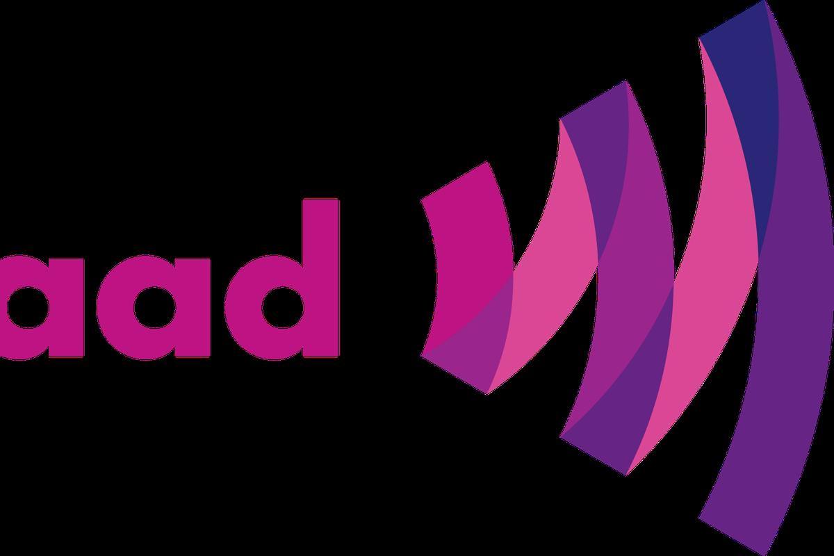 GLAAD's logo
