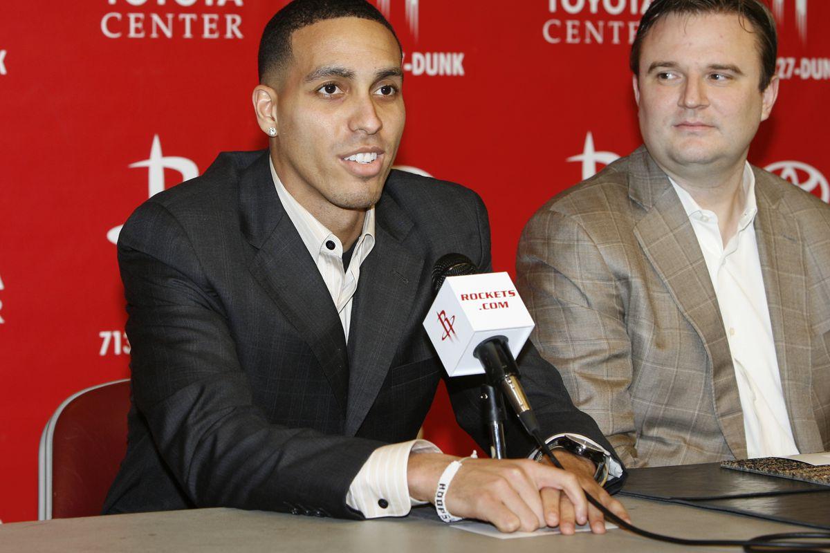 Houston Rockets, Kevin Martin