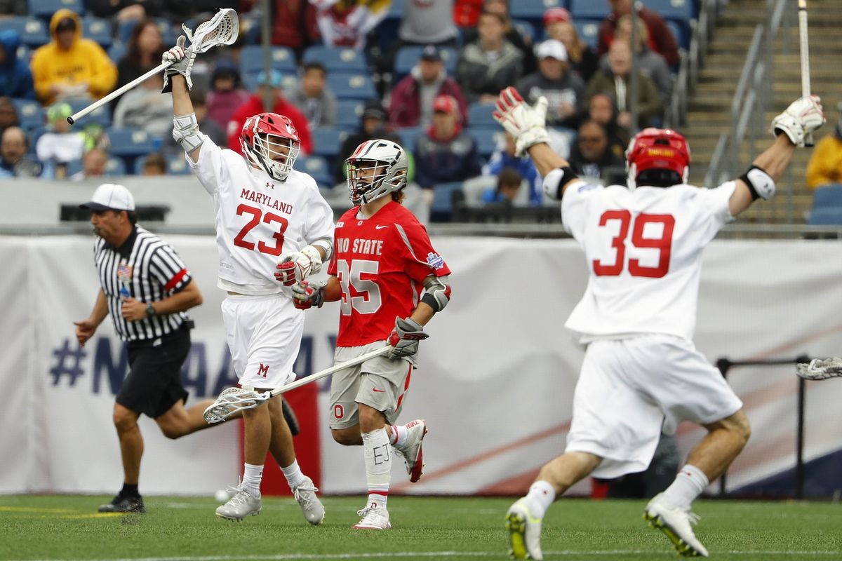 Terps end championship drought, defeat Ohio State