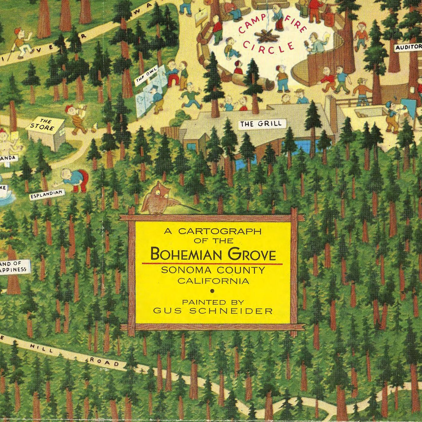 A map of Bohemian Grove, the place where masters of the ... Illuminati Map Of Usa on earth map of usa, isis map of usa, risk map of usa, hollywood map of usa, future navy map of usa, agenda 21 map of usa, bigfoot map of usa, economy map of usa, freemason map of usa, the new world order map of usa, un map of usa, religion map of usa, facebook map of usa, prophecy map of usa, death map of usa, health map of usa, icon map of usa, food map of usa, revolution map of usa, power grid map of usa,
