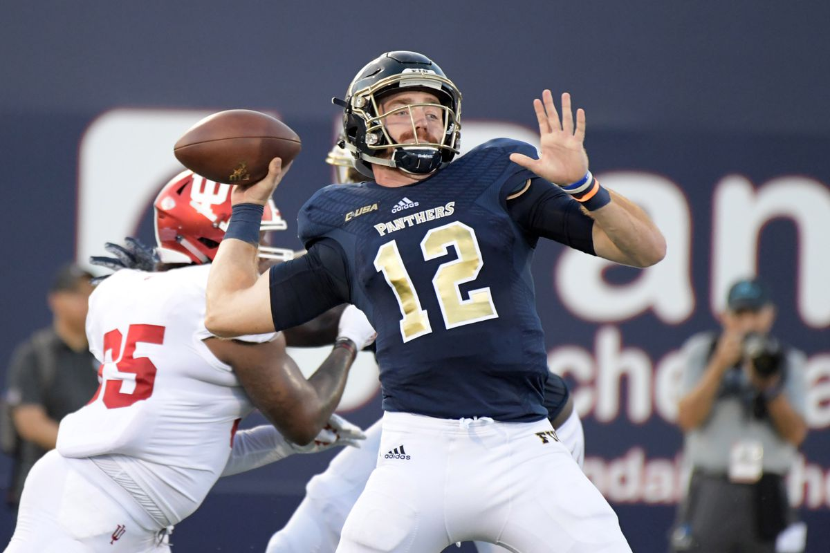 promo code b4f63 b3d5f FIU Football 2019 Outlook - Quarterback - Underdog Dynasty