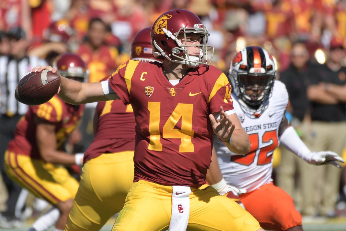 USC holds on to beat Utah 28-27