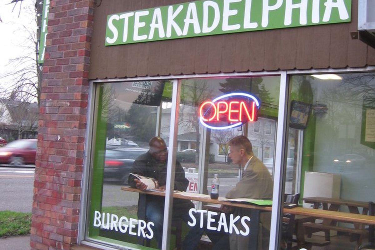 Steakadelphia on SE Powell Blvd