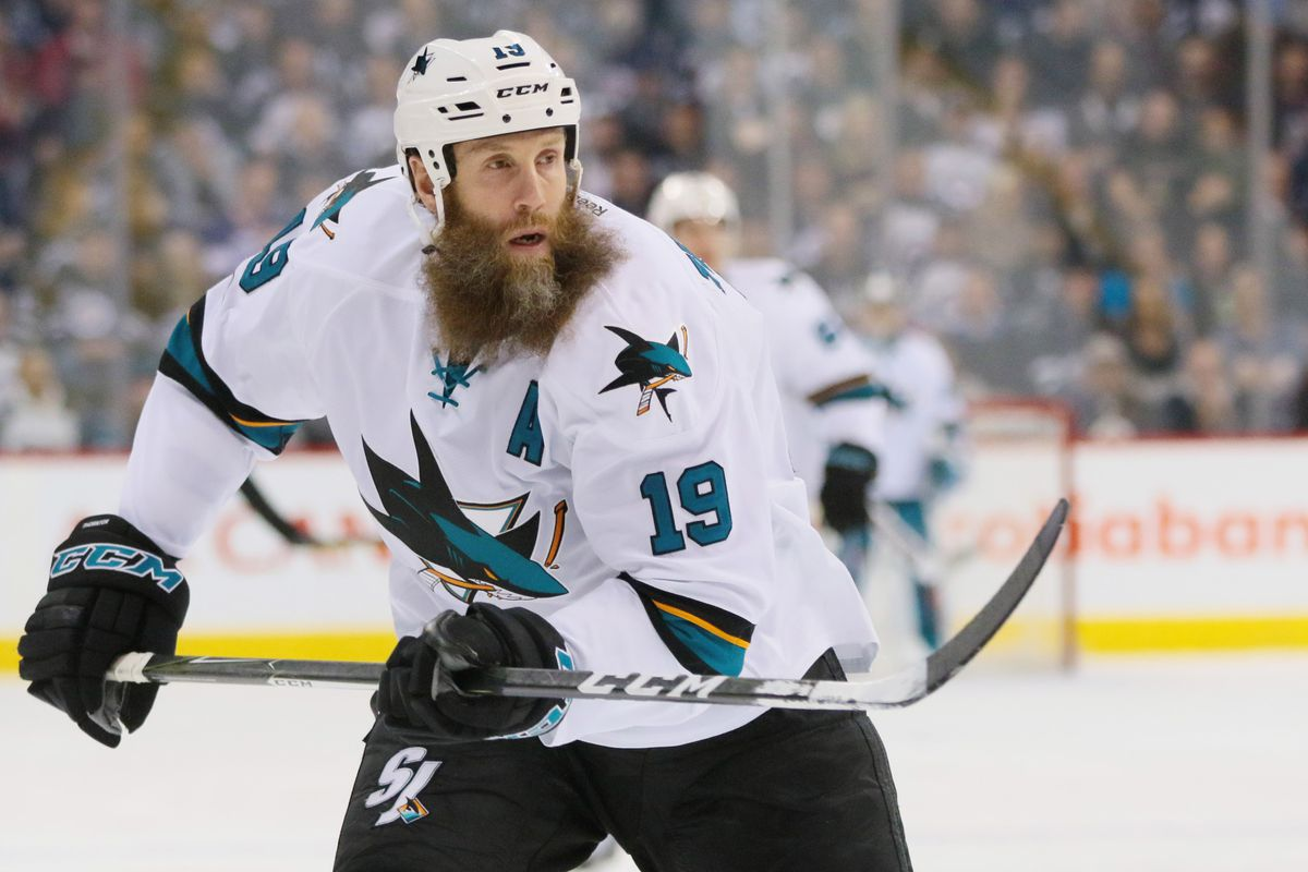 The Los Angeles Kings Have Been In Contact With Joe Thornton Per Report Sbnation Com