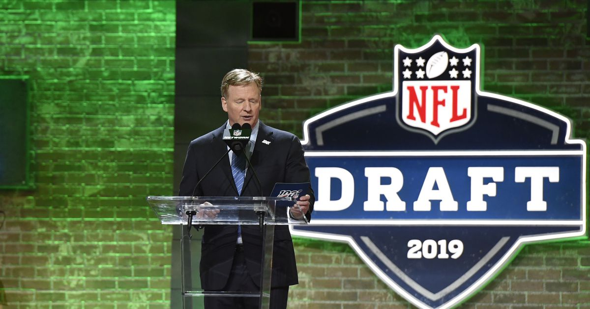 The 2020 NFL Draft Will Be Fully Virtual