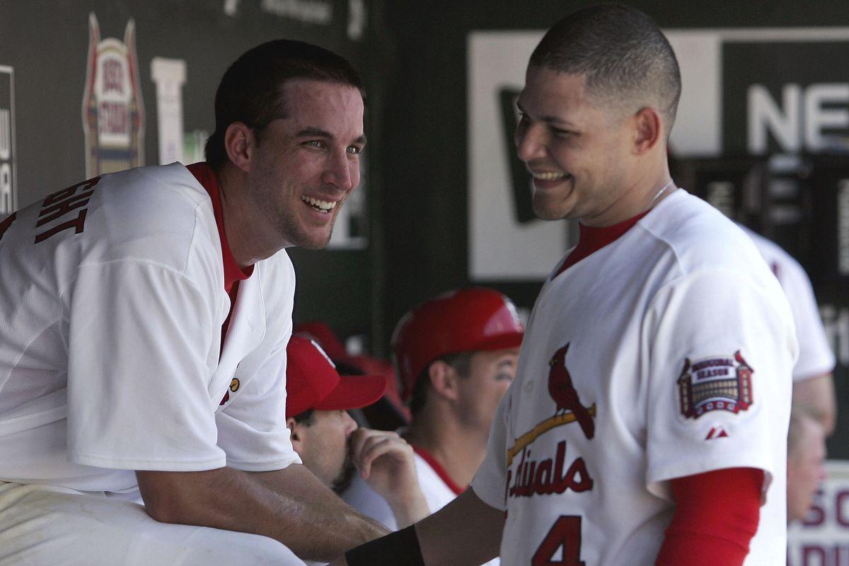 Los Angeles Dodgers v St. Louis Cardinals