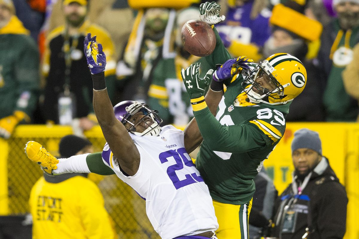Vikings Vs Packers Final Score Another Comeback Falls Short As Vikings Claim Nfc North Acme Packing Company