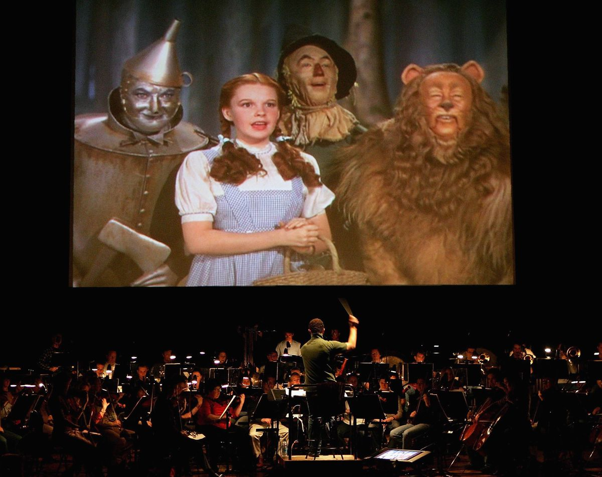 'The Wizard Of Oz' Media Call