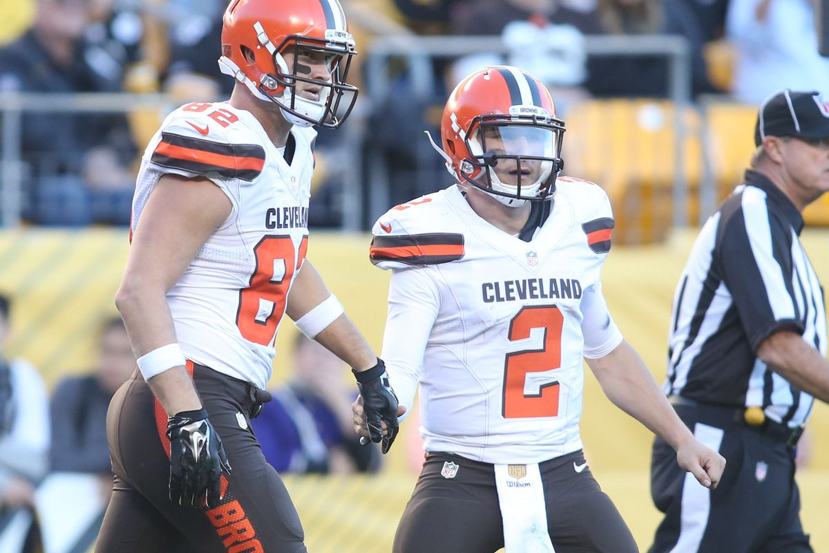 Johnny Manziel Reportedly Demoted For Lying To Browns