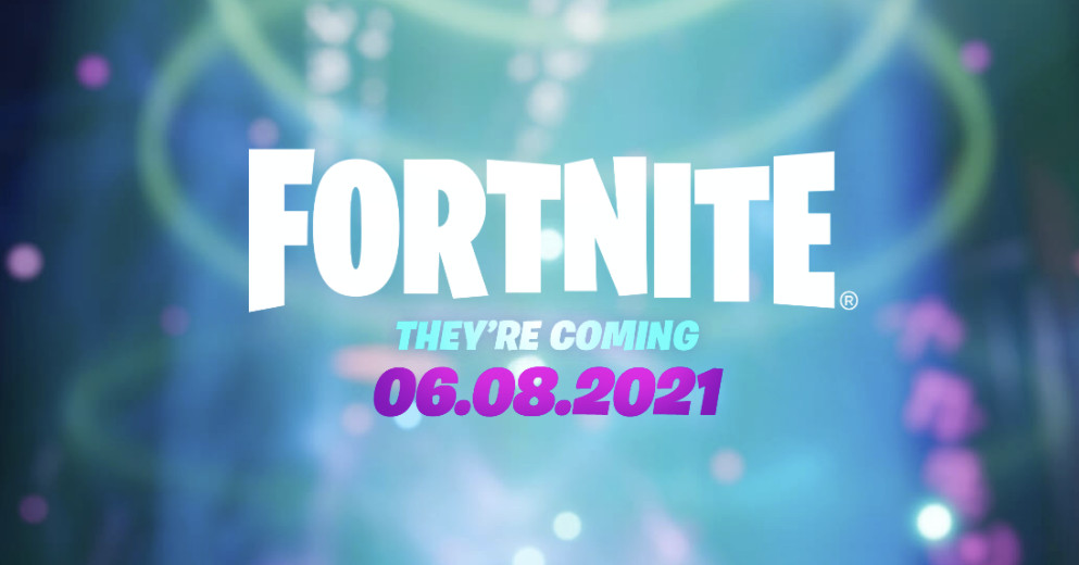 If you play Fortnite right now, you might get abducted by aliens