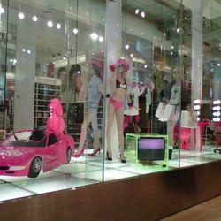 Life size bikini Barbie, hm....
