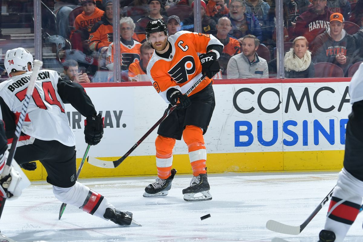 What To Expect From Claude Giroux Next Season Broad Street Hockey