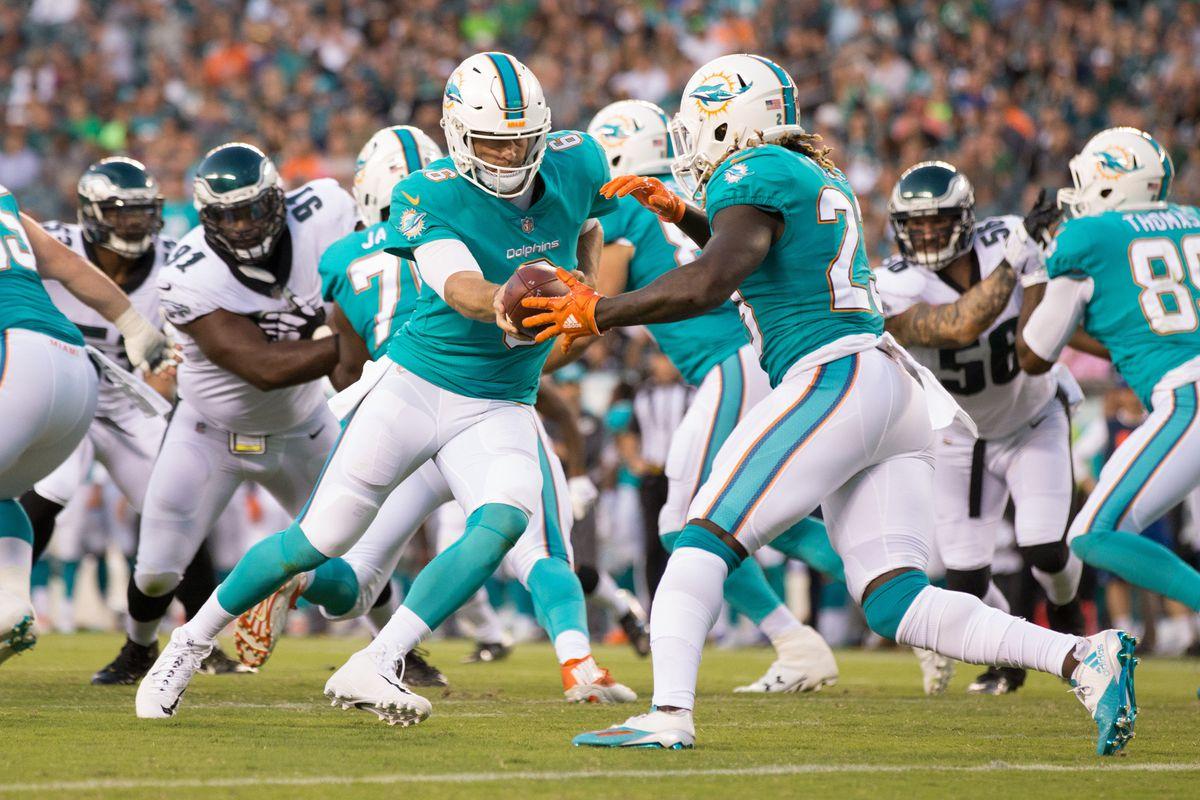 NFL: Miami Dolphins at Philadelphia Eagles