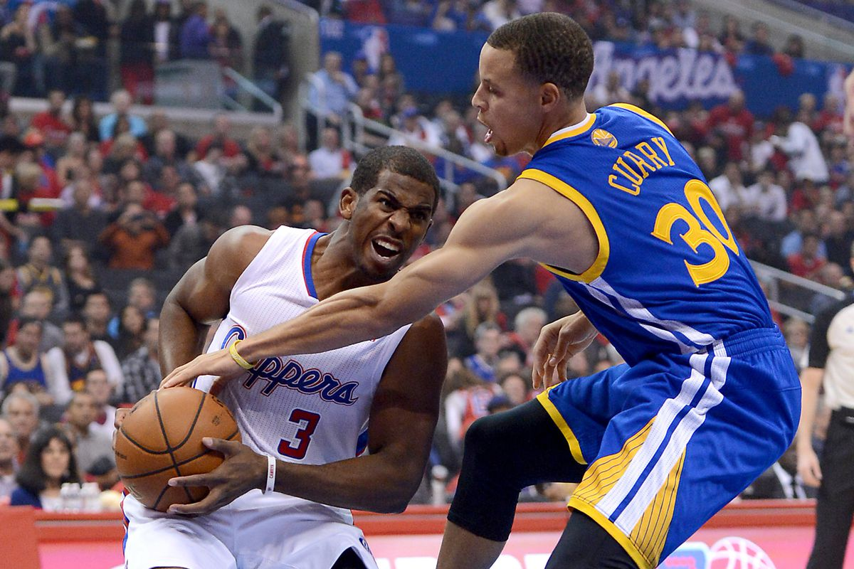 4dabe8895fdd NBA All-Star voting  Stephen Curry passes Chris Paul in West backcourt