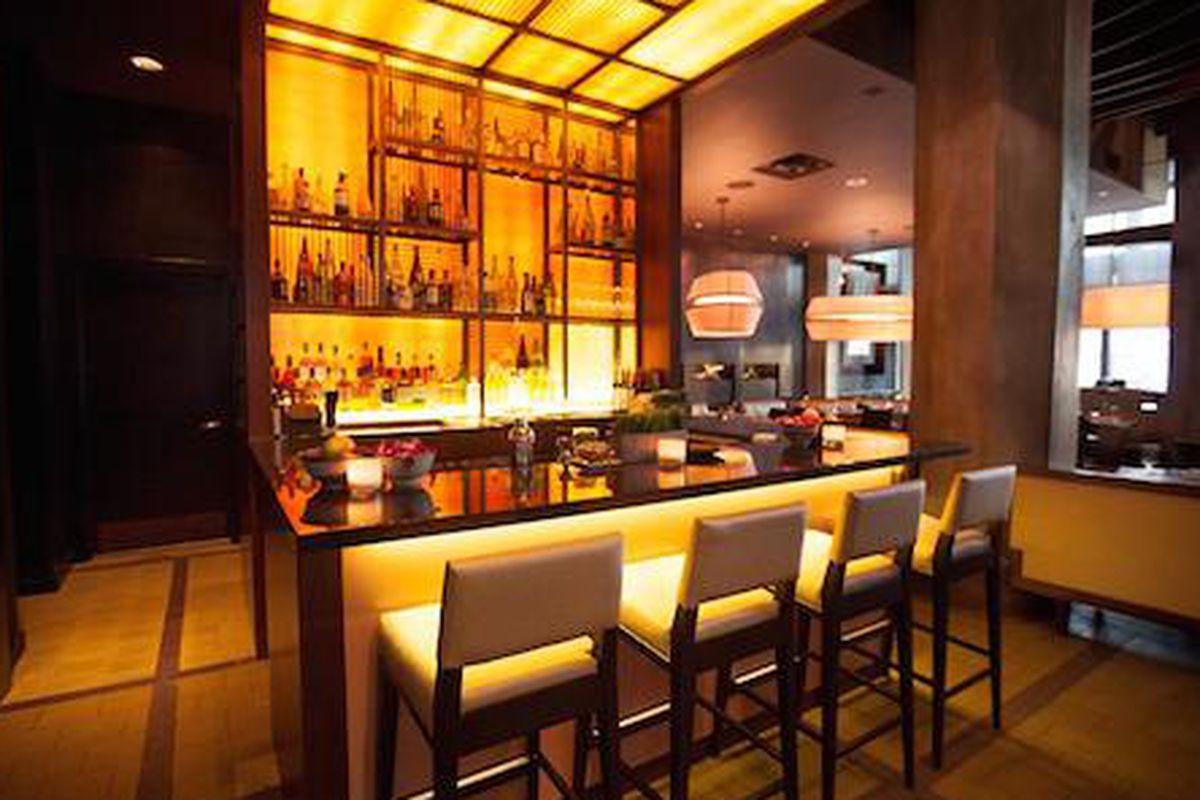 The Japonais by Morimoto shochu bar