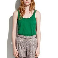 """<a href=""""http://www.madewell.com/madewell_category/PANTSSHORTS/shorts/PRDOVR~87633/87633.jsp""""> Madewell Colordot shorts</a>, $78 madewell.com"""