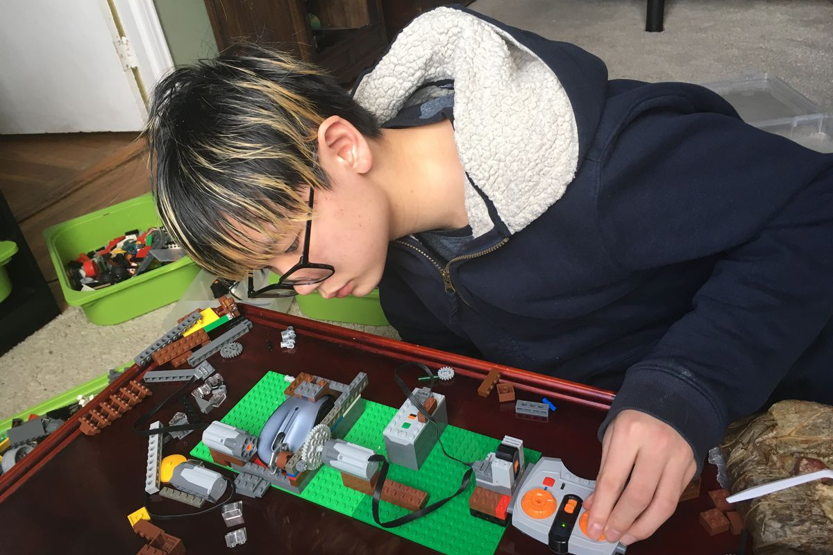 Before kindergarten, Jennifer Choi's son was denied special education services despite a diagnosis of ADHD.