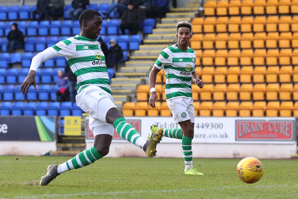 St Johnstone v Celtic - Scottish Ladbrokes Premiership