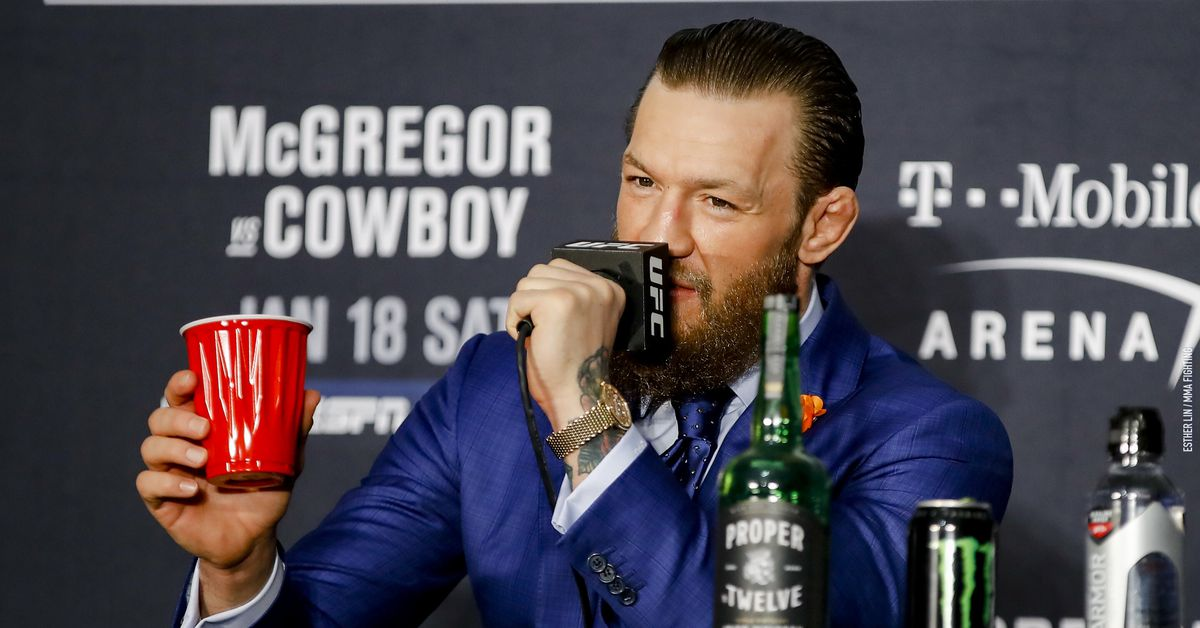Conor McGregor opens up sweepstakes to find next opponent