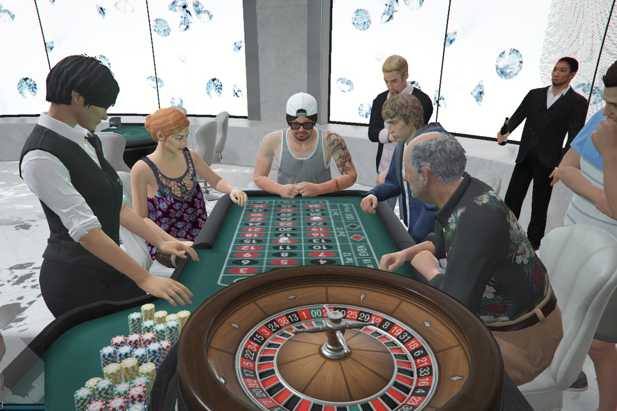 GTA Online players say they're going broke betting in the