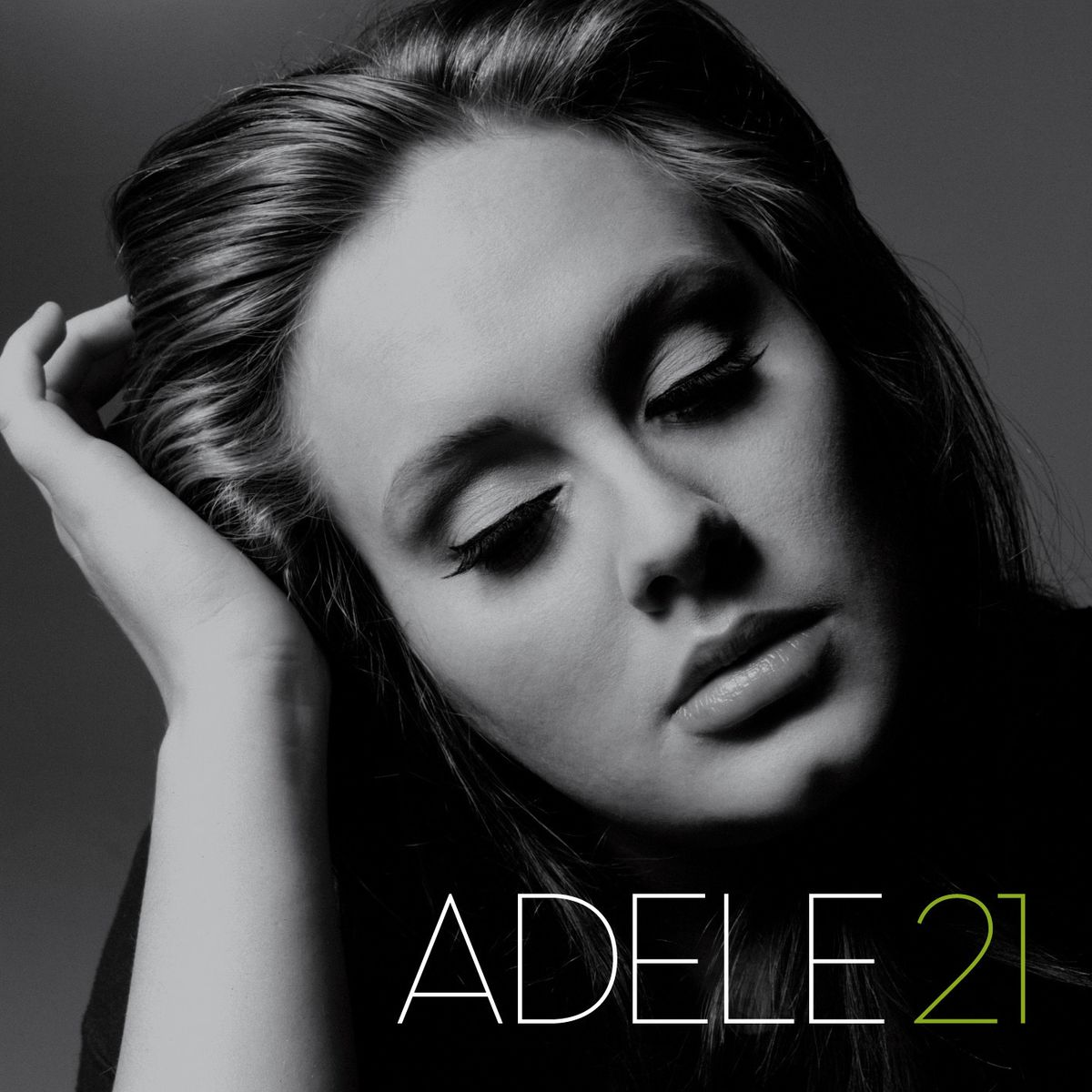"""This cover image released by Columbia shows """"21"""" by Adele."""
