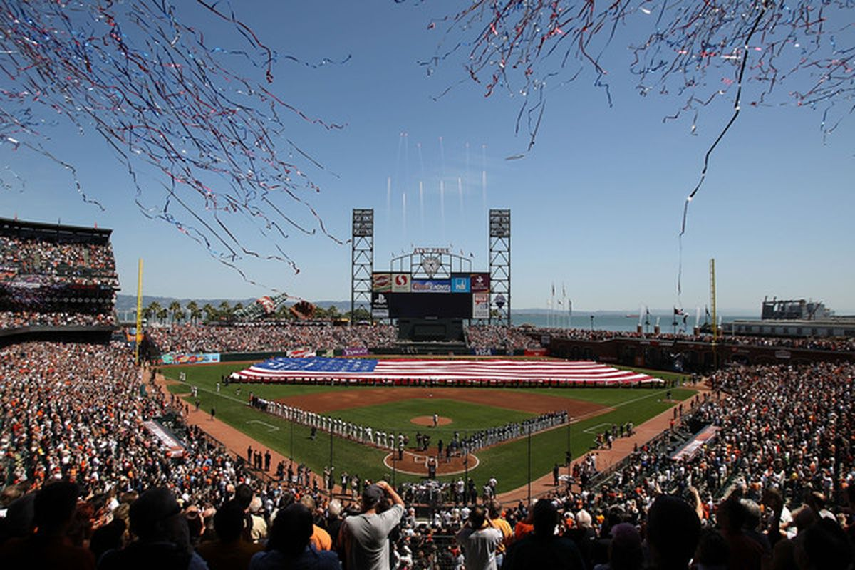 Nicest park in the MLB?