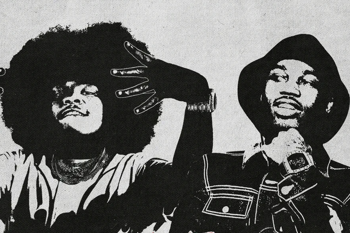 "42 Dugg and Roddy Ricch's ""4 Da Gang"" artwork"