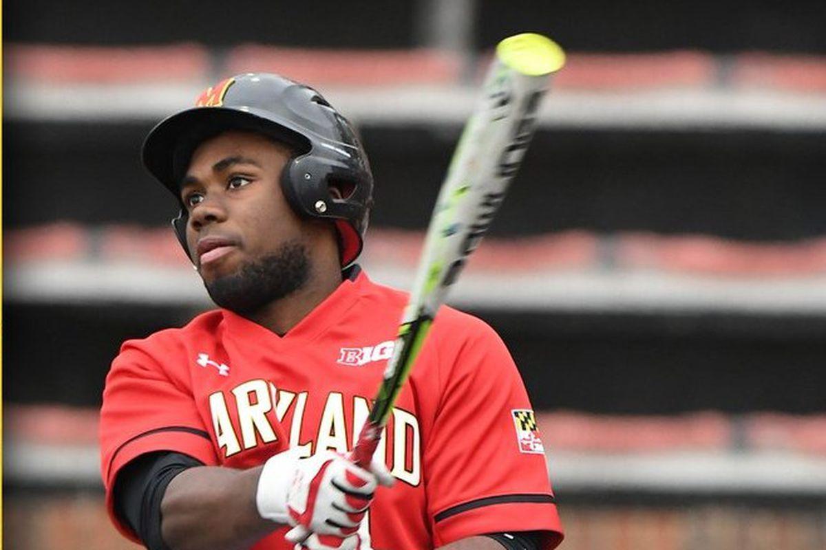 Maryland baseball Maxwell Costes