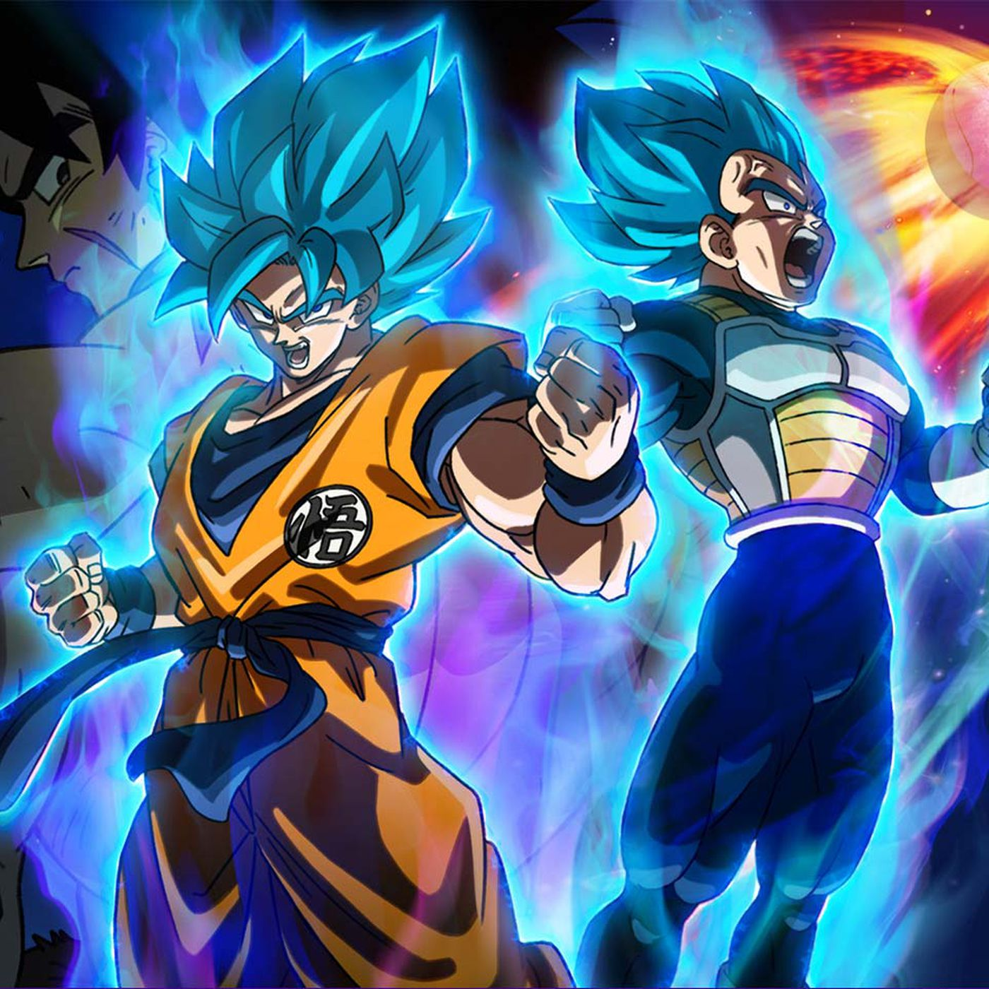Dragon Ball Super Broly Review Pure Fun Even For Casual Fans