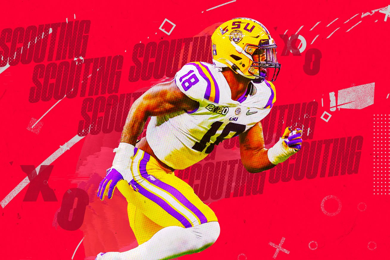 chaisson scouting.0 - K'Lavon Chaisson can be a chess piece for the Jaguars' defense