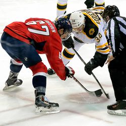 Brown Loses Faceoff to Soderberg