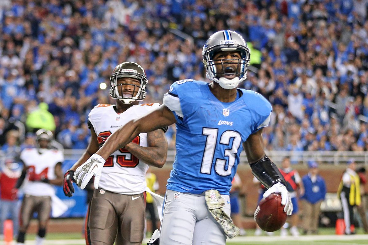 Nate Burleson Working On Something Very Special With Detroit Lions Pride Of Detroit
