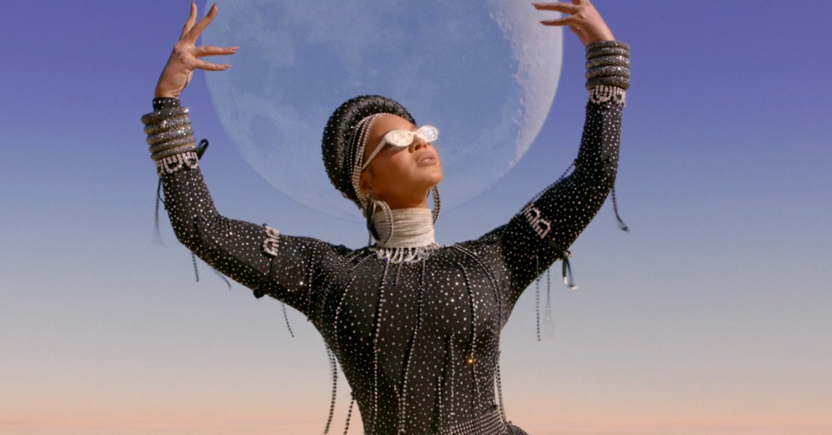 Black Is King review: Beyoncé's visual album has deep Afrofuture meaning – Polygon