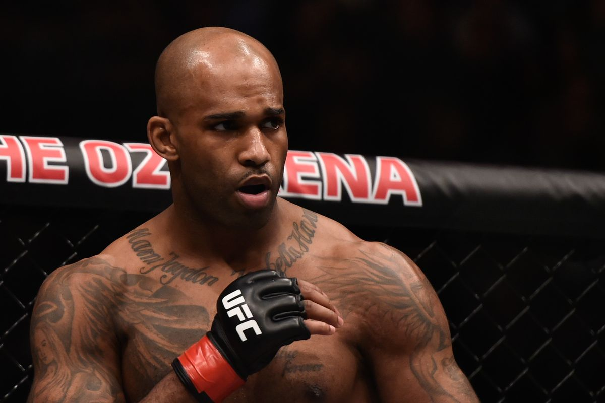 Jimi Manuwa faces Volkan Oezdemir at UFC 214 in Anaheim