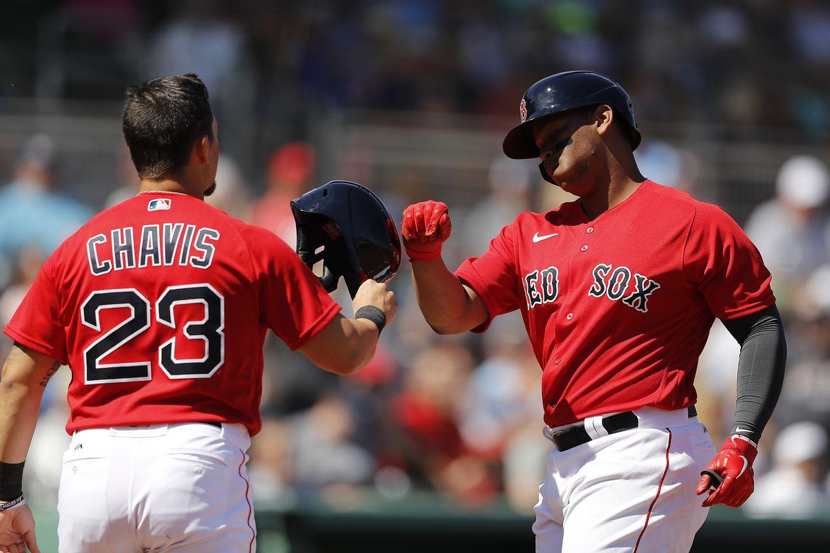 Atlanta Braves v Boston Red Sox