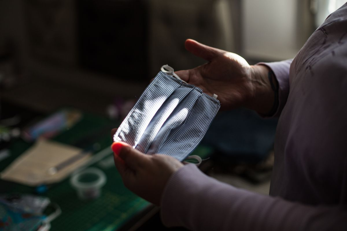 Wearing Masks In Public Could Be The New Normal Eater
