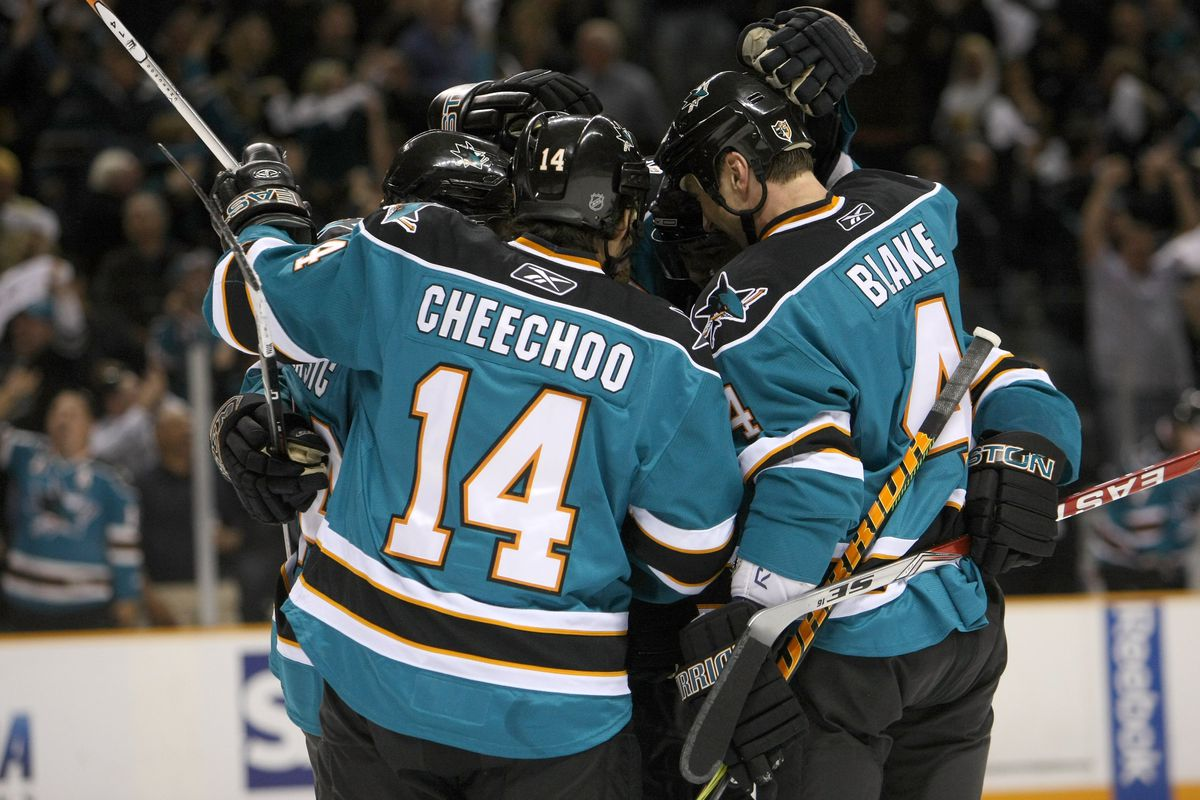 Anaheim Ducks v San Jose Sharks - Game Five