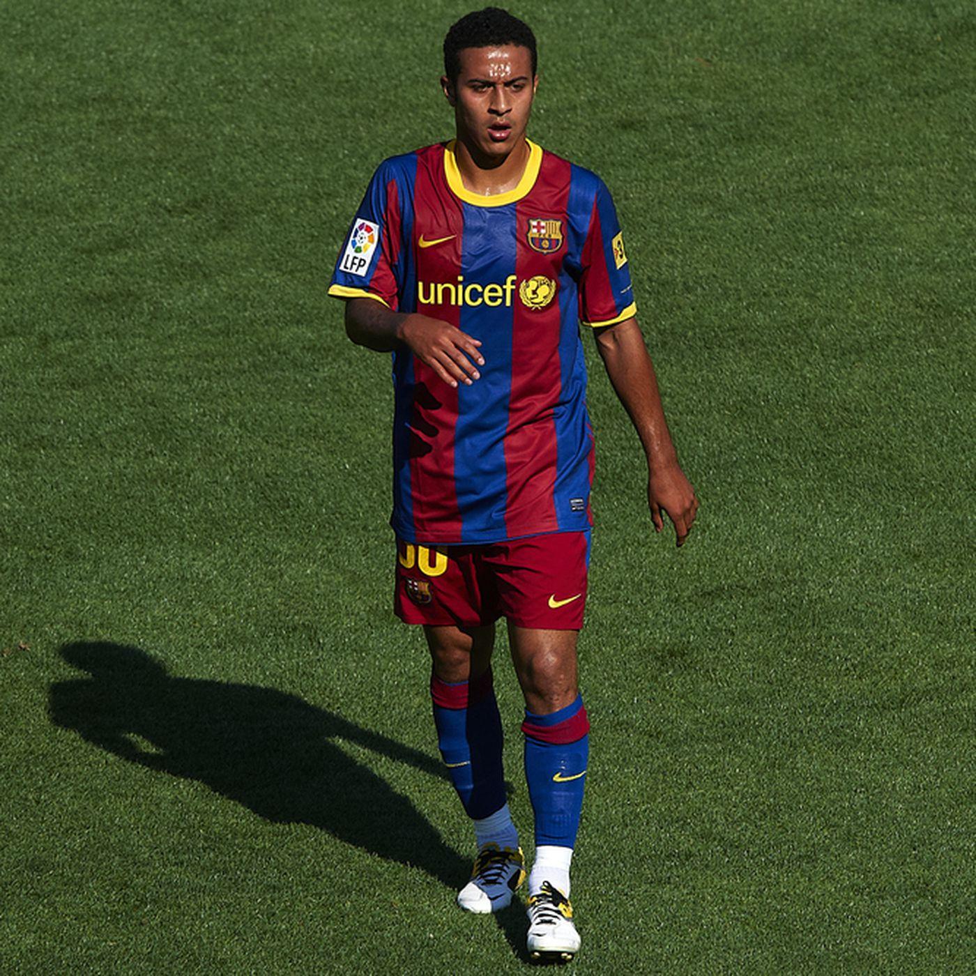 Fc Barcelona 2010 11 Season In Review Thiago Alcantara Barca Blaugranes