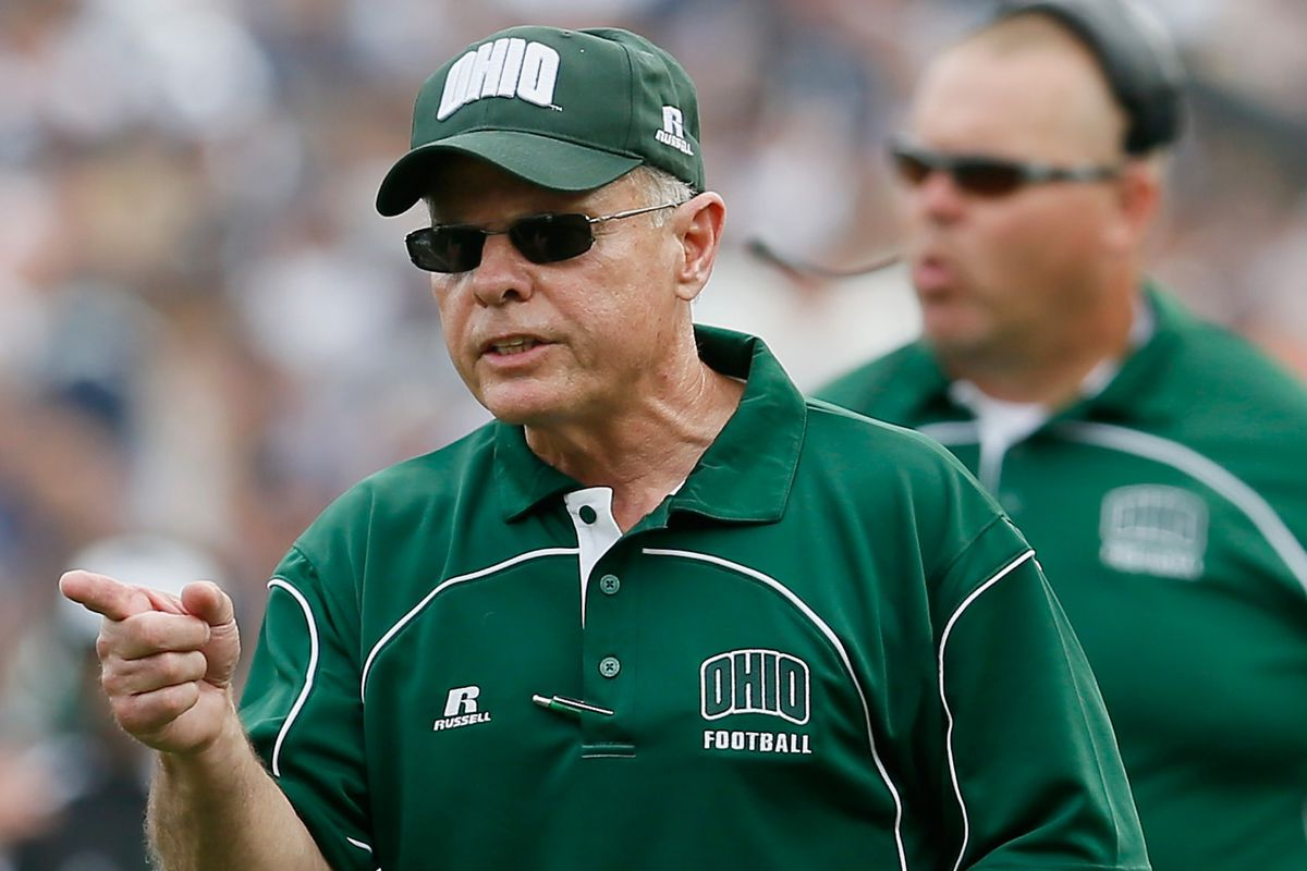 Frank Solich  has some things to say to Athlon about the MAC coach rankings.