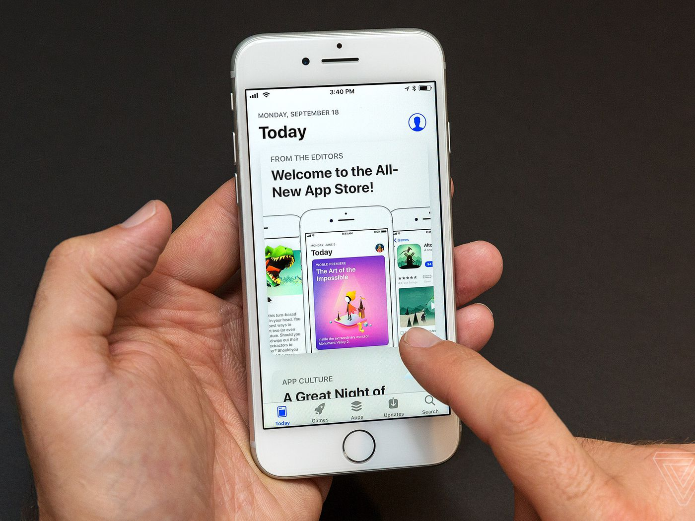 Apple makes more revenue through services than major product