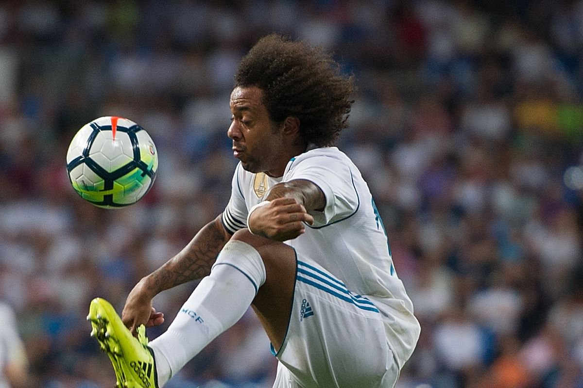 OFFICIAL Marcelo signs contract extension with Real Madrid