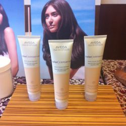 Aveda's Color Conserve range is fully plant-based and is meant to preserve hair color and protect from damage.