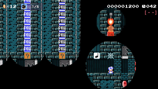 Beating this Super Mario Maker 2 level is harder than winning the lottery