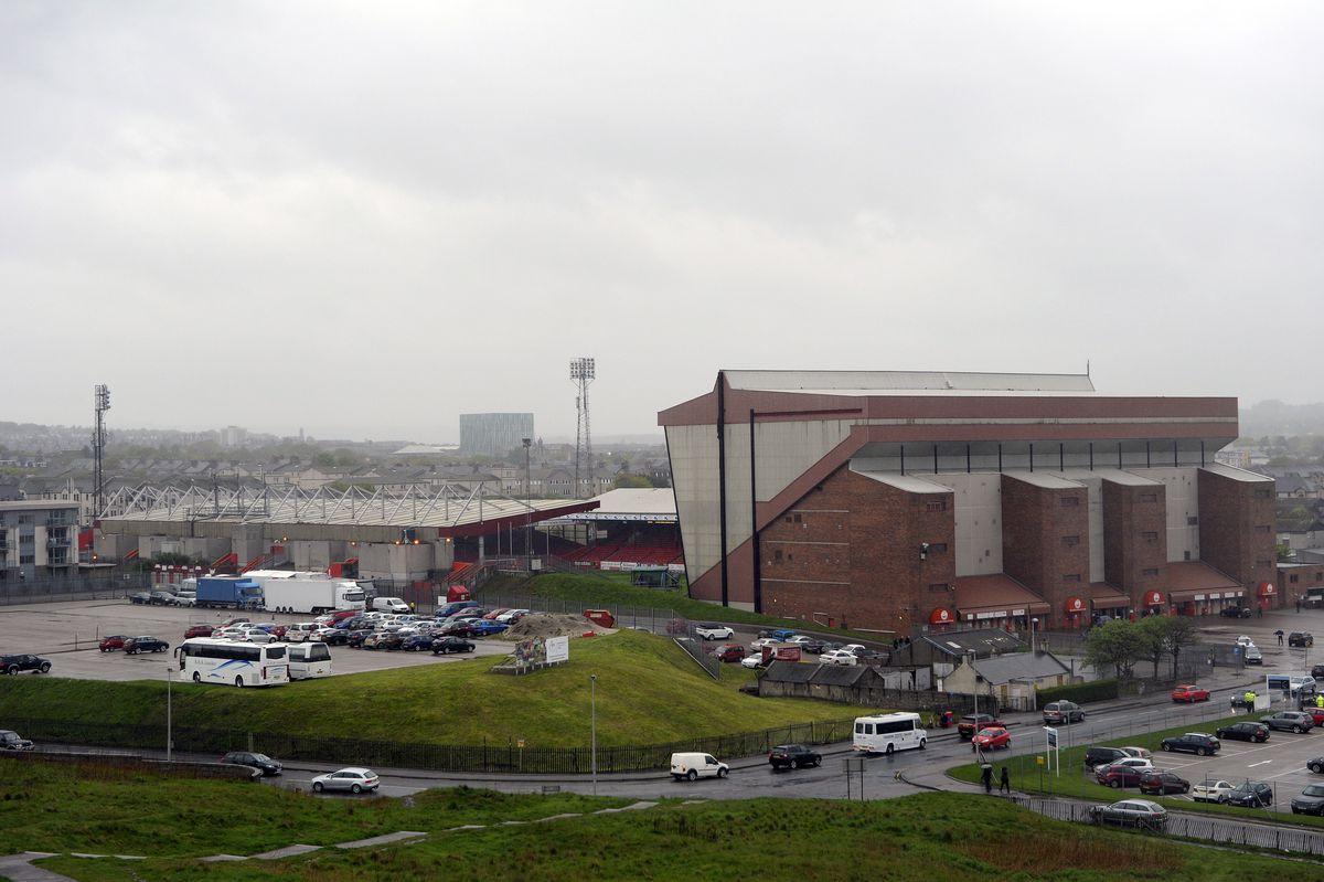 Aberdeen FC v Motherwell FC
