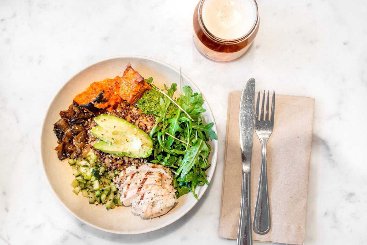 Downtown Austin Gets New Healthy And Italian Restaurants Eater Austin