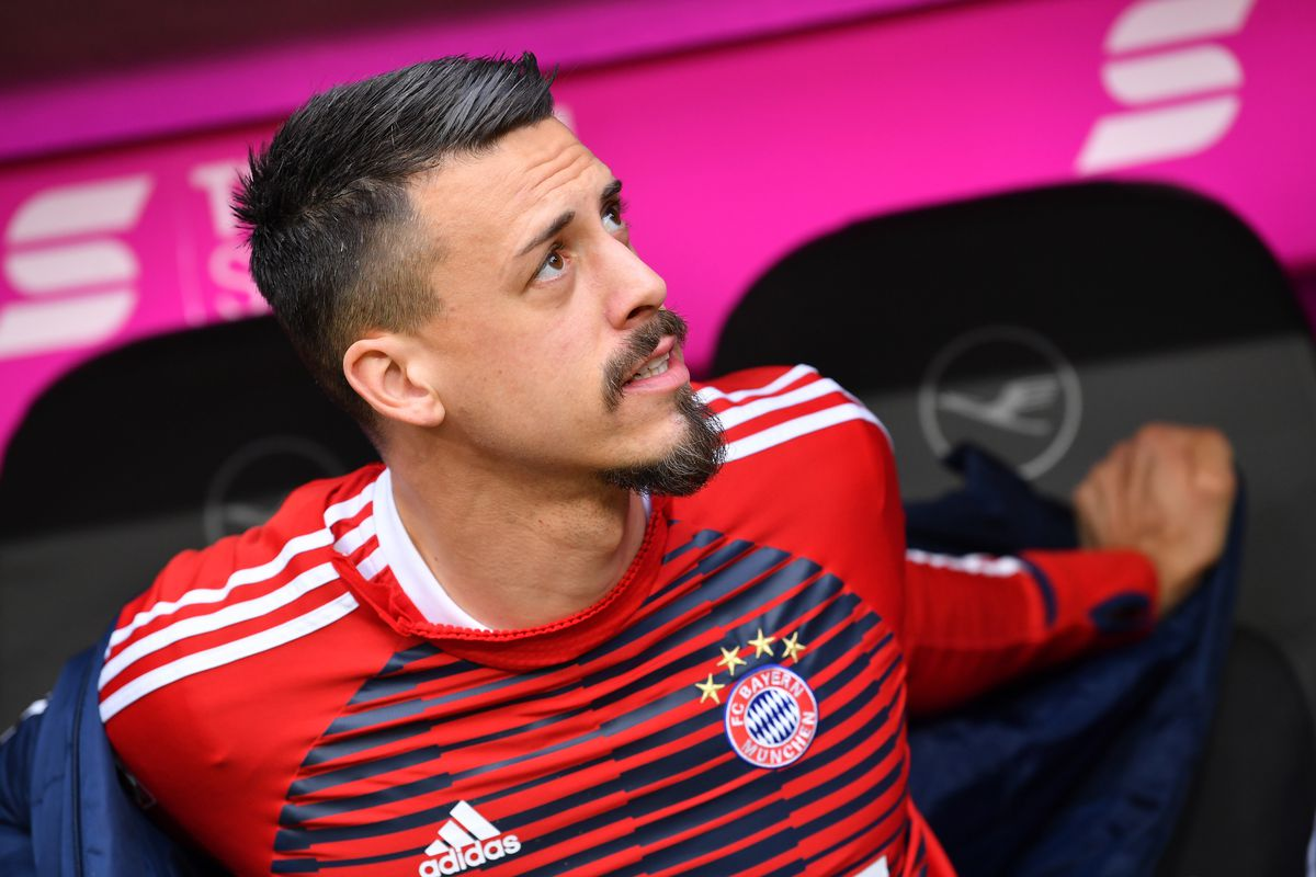 Bayern Munich Injury Update Sandro Wagner Suffers Ankle Injury In