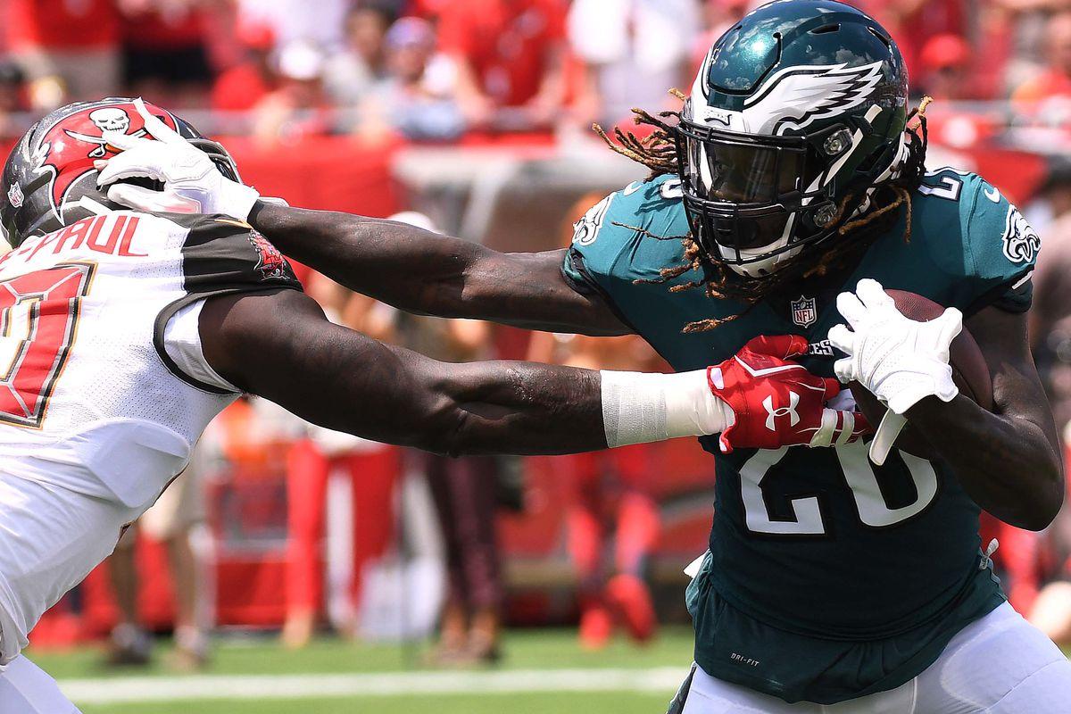 NFL: Philadelphia Eagles at Tampa Bay Buccaneers