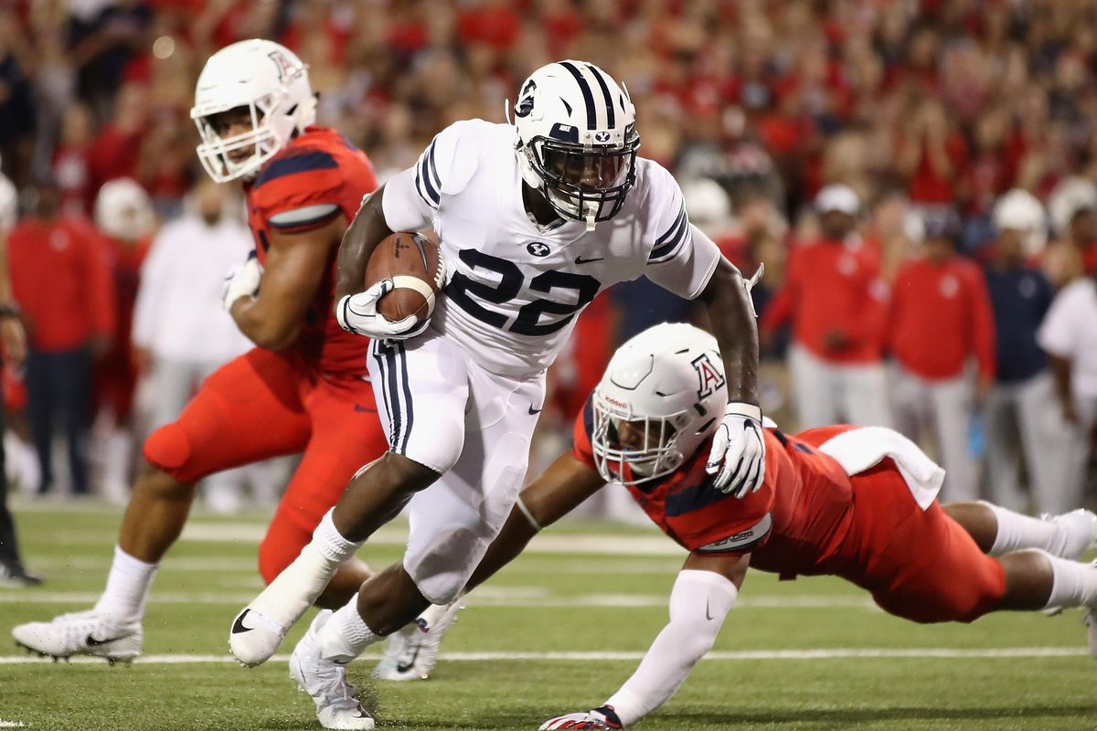 BYU vs. Arizona final score: Khalil Tate struggles, Wildcats fall to Cougars in Kevin Sumlin's ...
