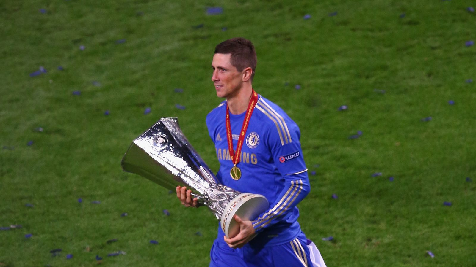 Jose Mourinho Gives Fernando Torres The Dreaded Vote Of