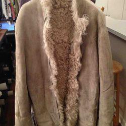 $200 Shearling Coat